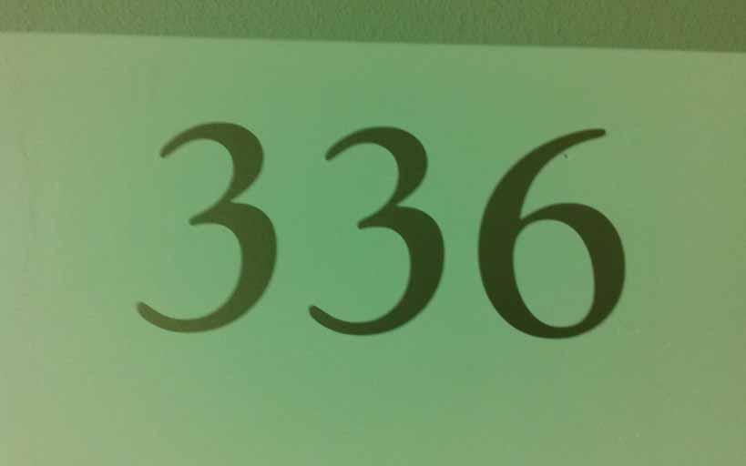 Suite 336- 2