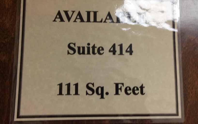 Suite 414-5